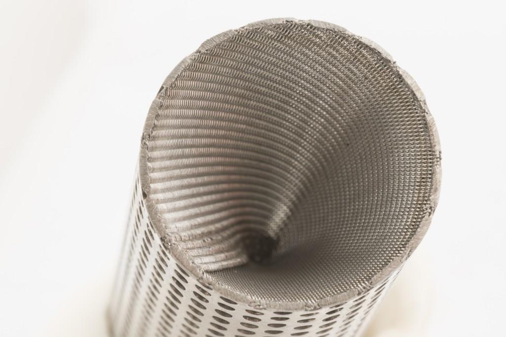 Wkład filtracyjny ze stożkiem