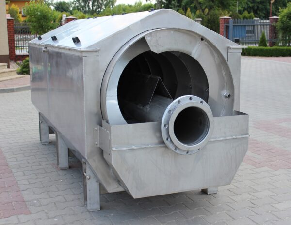ROTARY DRUM FILTER OSW