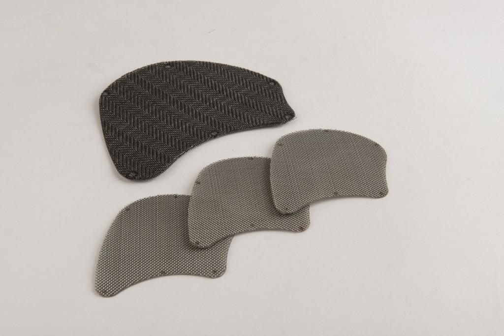 Sita do wytłaczarek - inne kształty