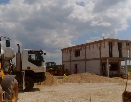 Budowa Nowej siedziby firmy NILTECH